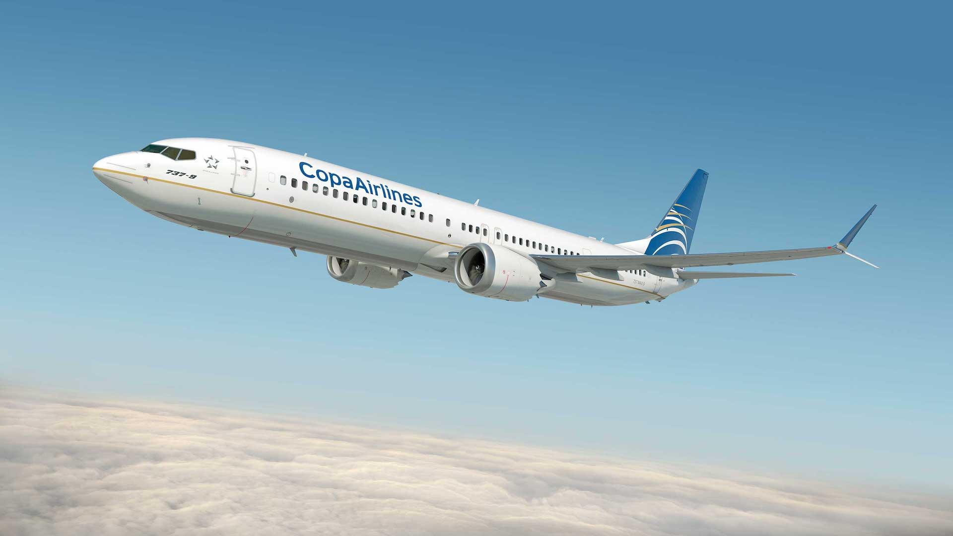 Copa Airlines suspendió todos sus vuelos hasta el 21 de abril
