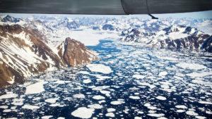 Groenlandia y la Antártida se derriten seis veces más rápido que en los 90