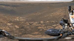 Esta es la mejor imagen panorámica de Marte tomada por la NASA