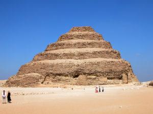 Reabrió al público la pirámide más antigua de Egipto: Zoser