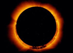 Llega el eclipse solar 2020 con sus anillos de fuego en el solsticio