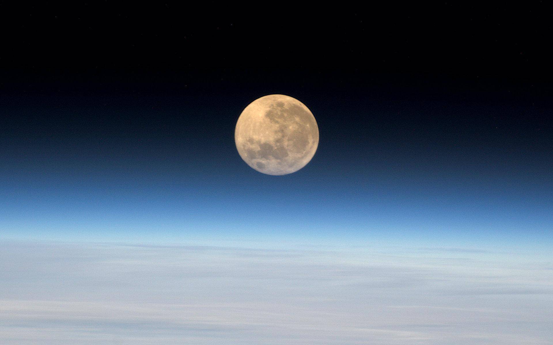 Llega la Superluna de marzo de 2020: Super Worm Moon