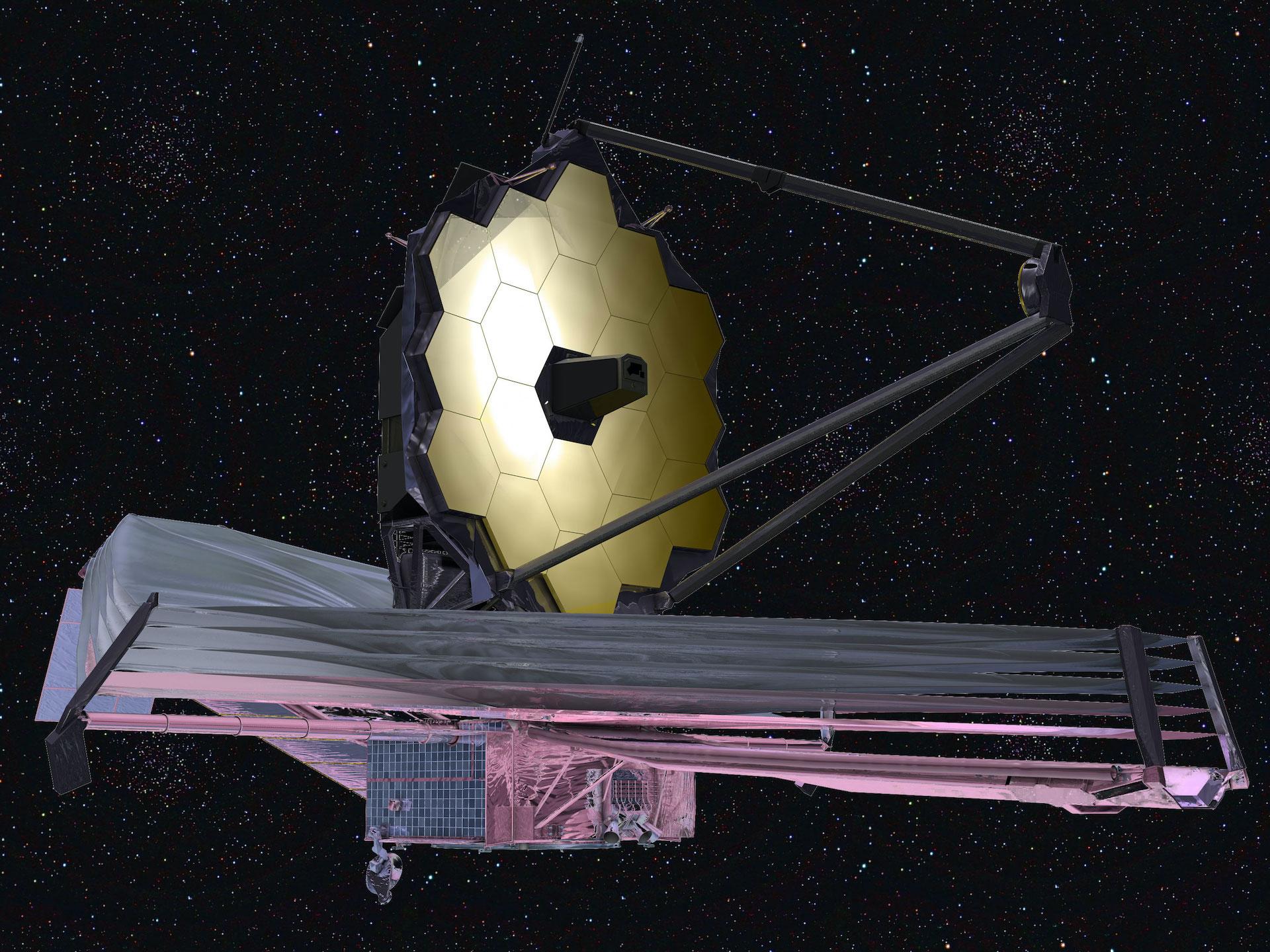 La NASA te enseña qué fotografió el telescopio Hubble en tu cumpleaños
