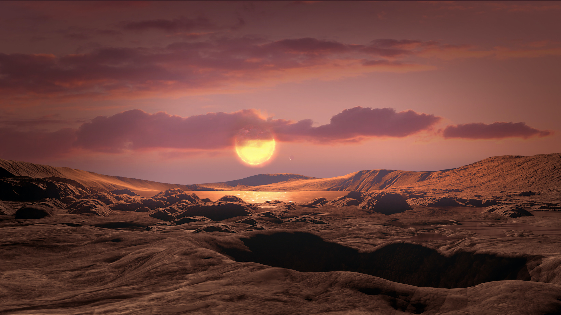 Encontraron un nuevo exoplaneta del tamaño de la Tierra: Kepler-1649c
