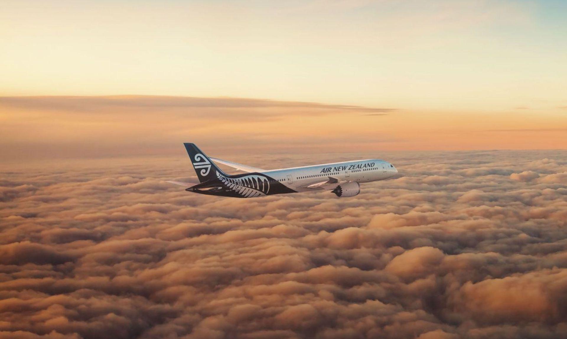 Air New Zealand canceló sus vuelos desde Argentina