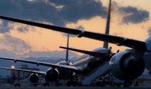 Cómo se cuidan los aviones mientras no pueden volar por el coronavirus