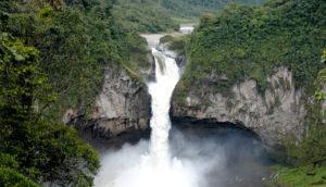 Desapareció la cascada de San Rafael, la más alta de Ecuador