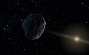 ¿Cuál es la diferencia entre un asteroide, meteorito y un cometa?