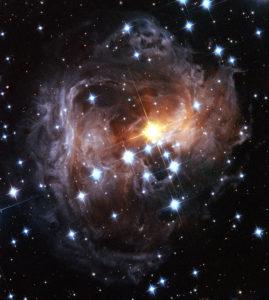 Esto es lo que miraba el telescopio Hubble en nuestros cumpleaños