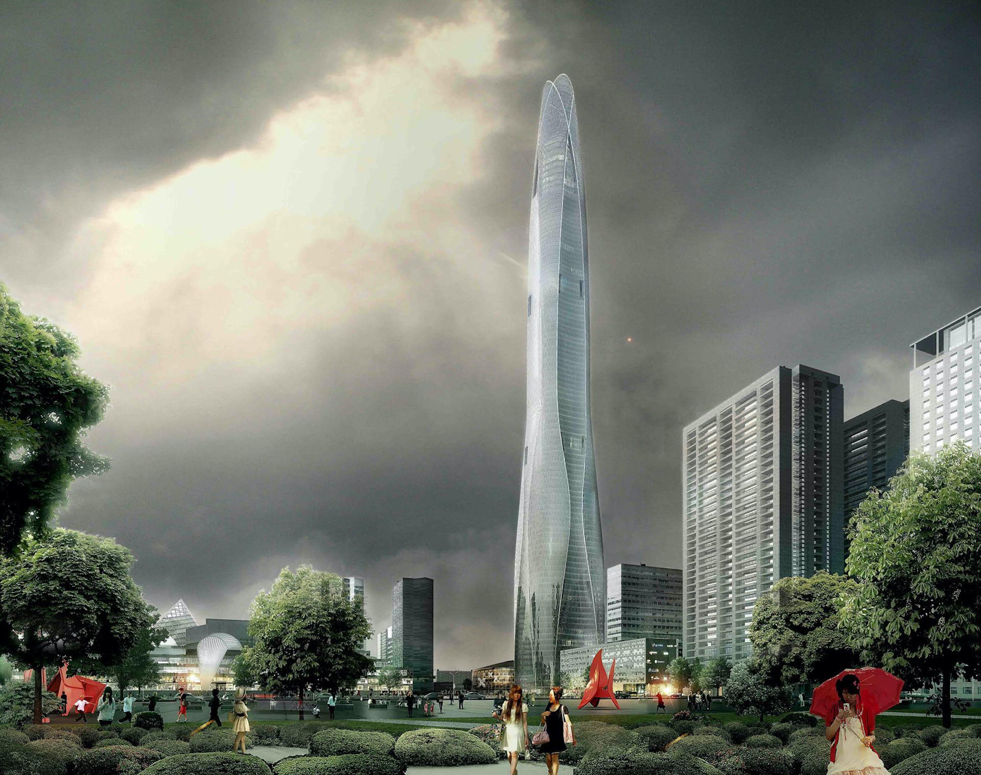 Los países que construyeron el mayor número de rascacielos en 2019