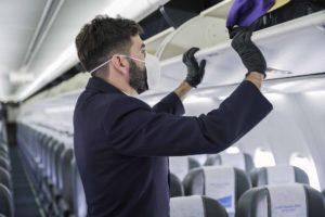 Cómo será volver a volar con Aerolíneas Argentinas: seguridad e higiene