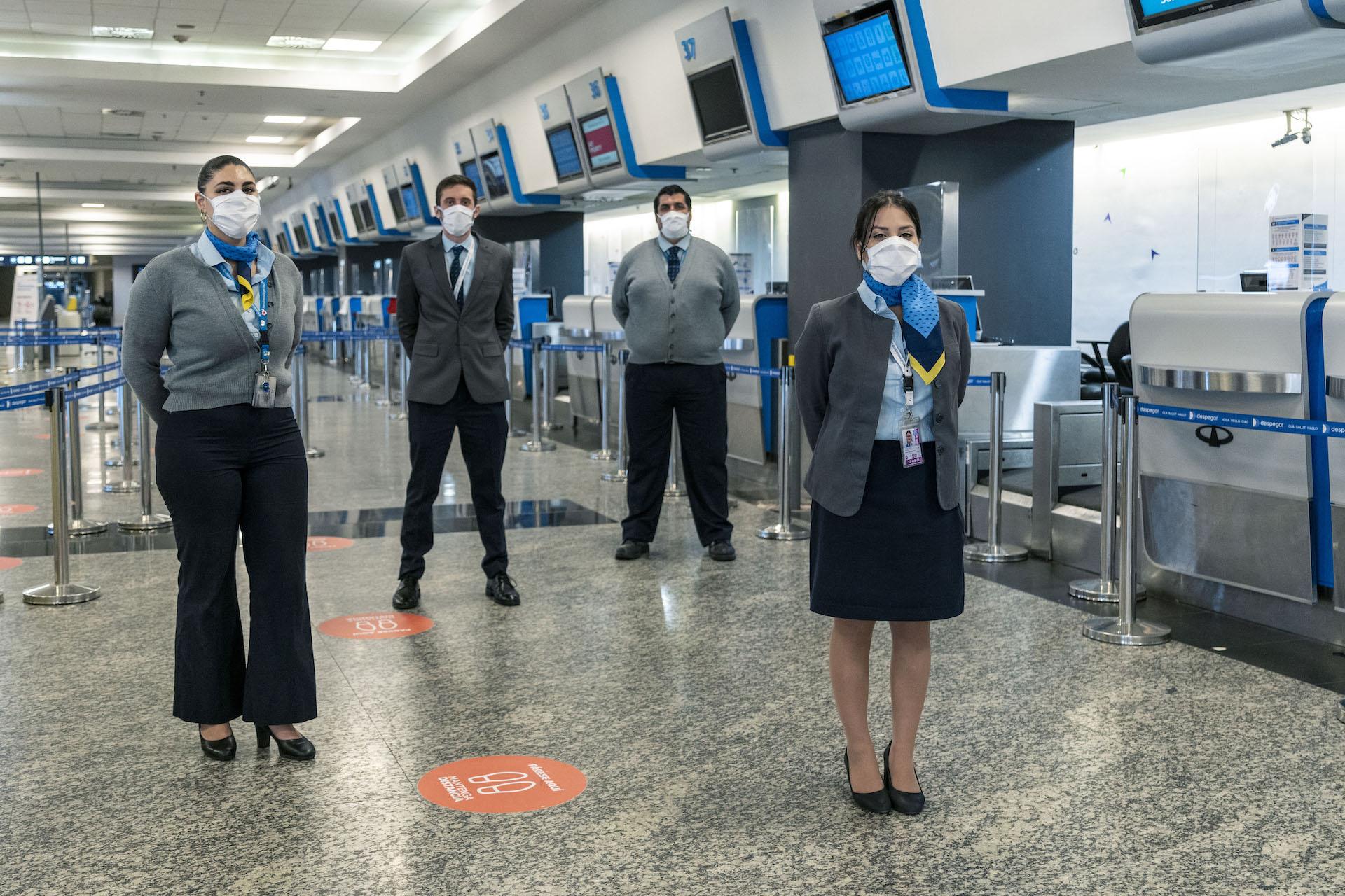 Cómo será volver a volar con Aerolíneas Argentinas: seguridad e ...
