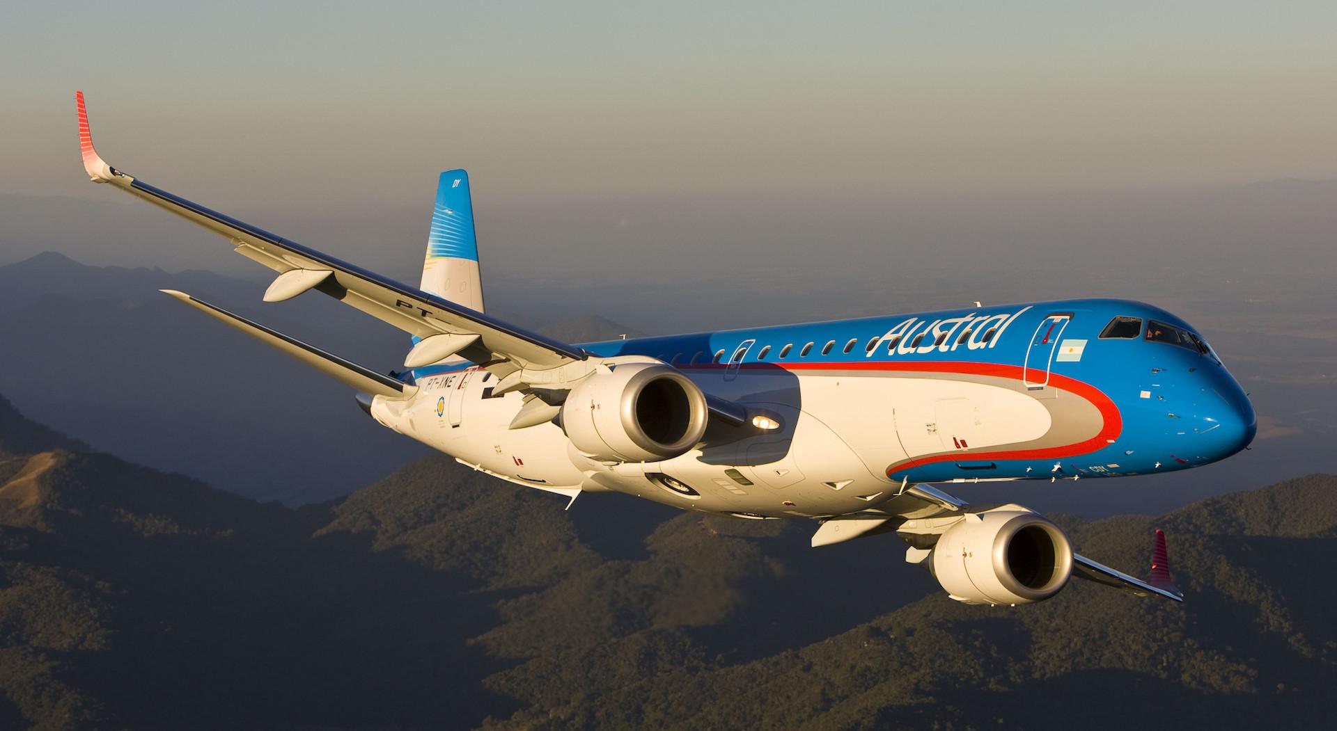Aerolíneas Argentinas se fusiona con Austral
