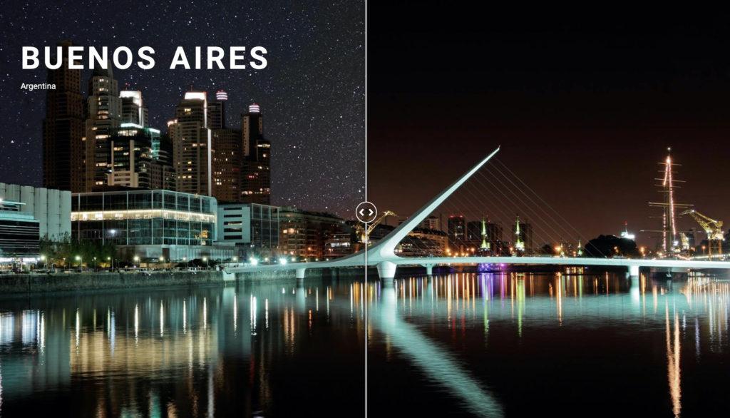 Así se ven las estrellas en las principales ciudades tras el coronavirus