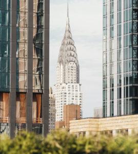 El rascacielos Chrysler en New York tendrá su propia plataforma de observación