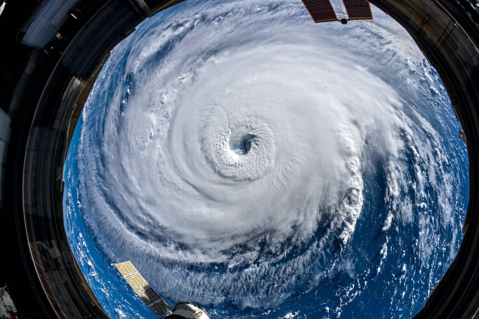 ¿Qué es un ciclón y cómo se forma?