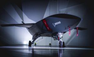El nuevo avión de Boeing que vuela sin piloto y con inteligencia artificial