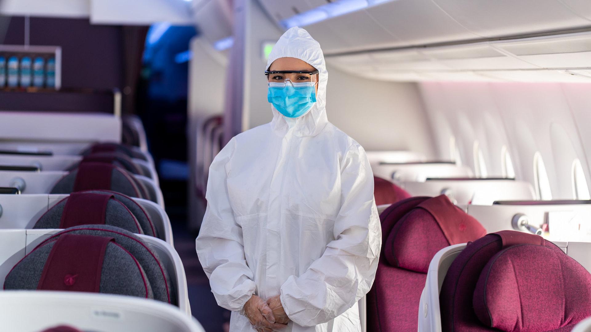Así será volver a volar en algunas aerolíneas por el coronavirus