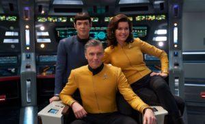 Esta es la nueva serie de Star Trek con el capitán Pike: Strange New Worlds
