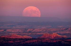La última superluna de 2020: jueves 7 de mayo