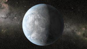 Descubren una particular y rara supertierra a 25 mil años luz