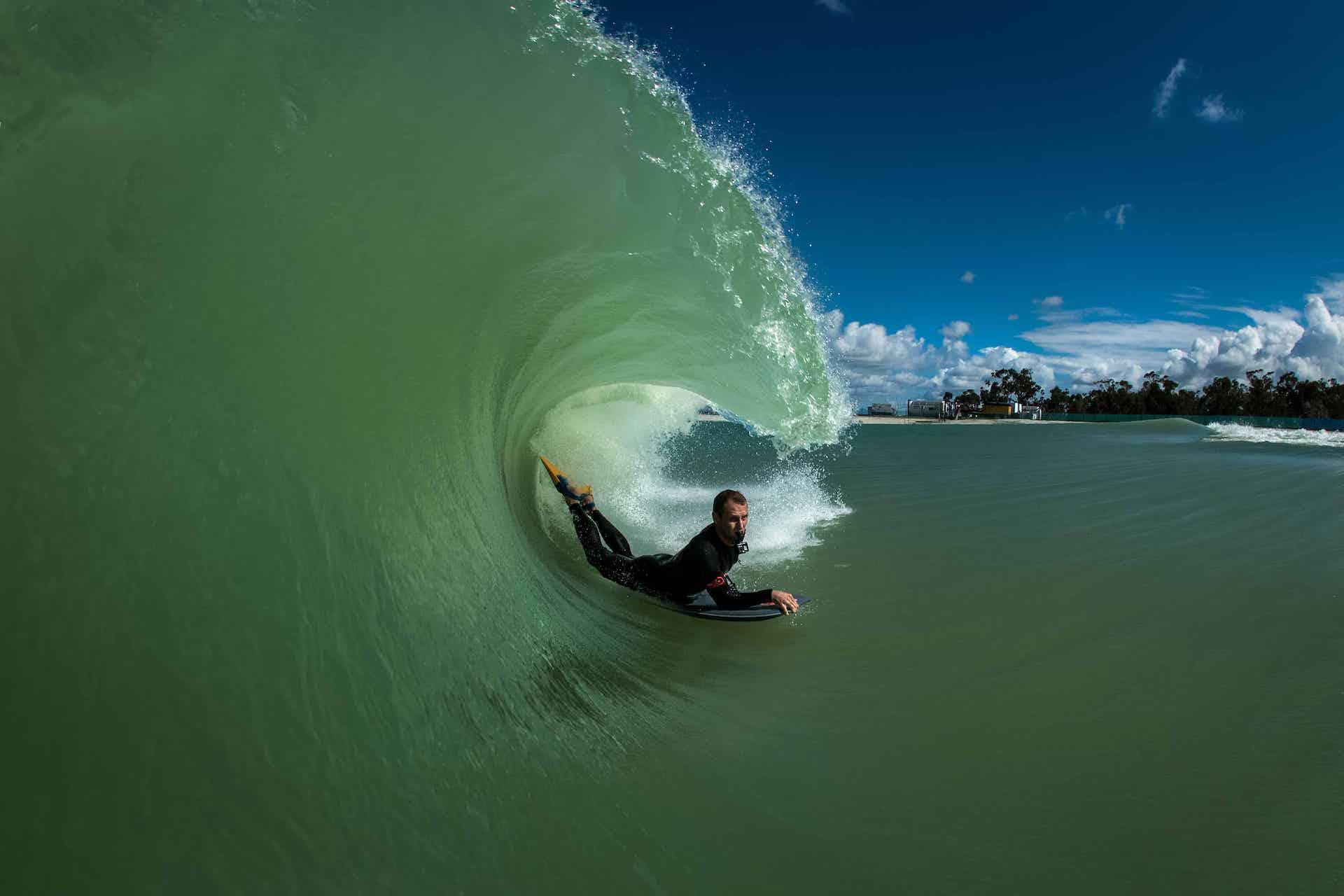 Ubicada en Australia, así es la piscina de olas más grande el mundo