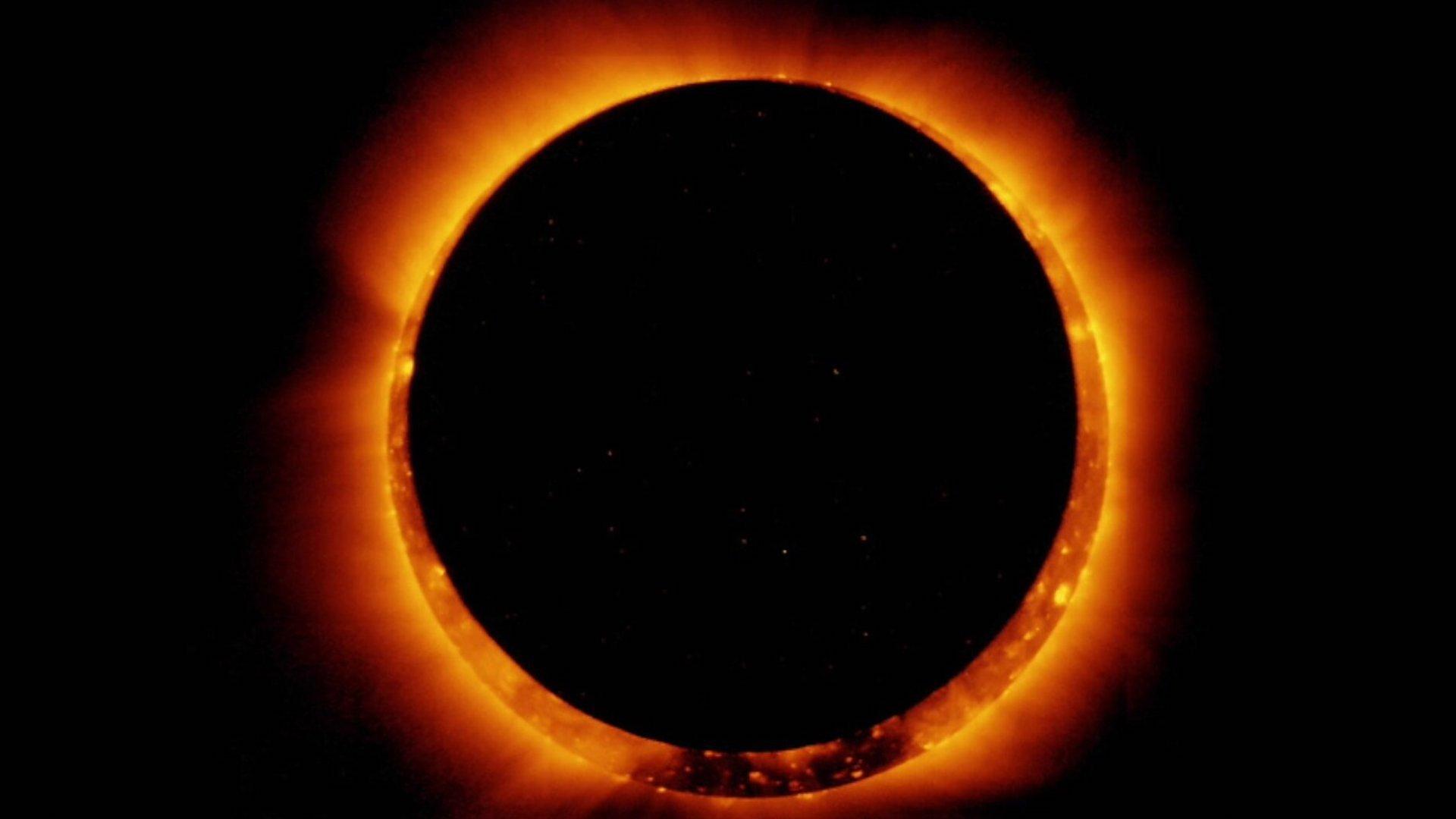 ¿Por qué es tan raro el eclipse anular de sol de este 21 de junio?