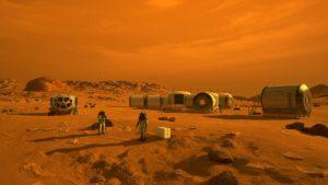 Cómo será traer muestras de rocas de Marte a la Tierra