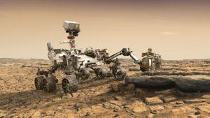 Así es la nueva misión de la NASA a Marte: Mars Perseverance