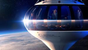 Neptuno: así es el globo aerostático para viajar al límite del espacio