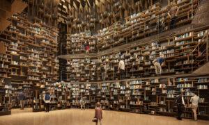 Kadokawa: el impresionante museo y biblioteca que inaugura en Japón
