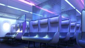 Así serán los aviones del futuro, en tiempos de coronavirus