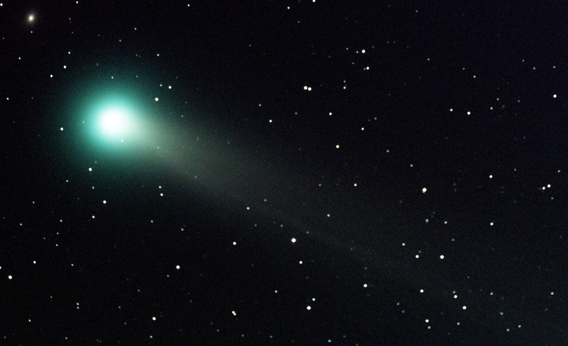 ¿Qué es un cometa?