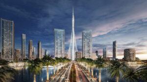 Los cinco rascacielos más altos actualmente en construcción