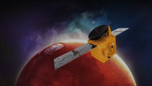 Lanzan Hope la primera nave espacial de Emiratos Árabes rumbo a Marte