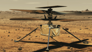 Misión Perseverance: así es Ingenuity, el helicóptero que volará por Marte