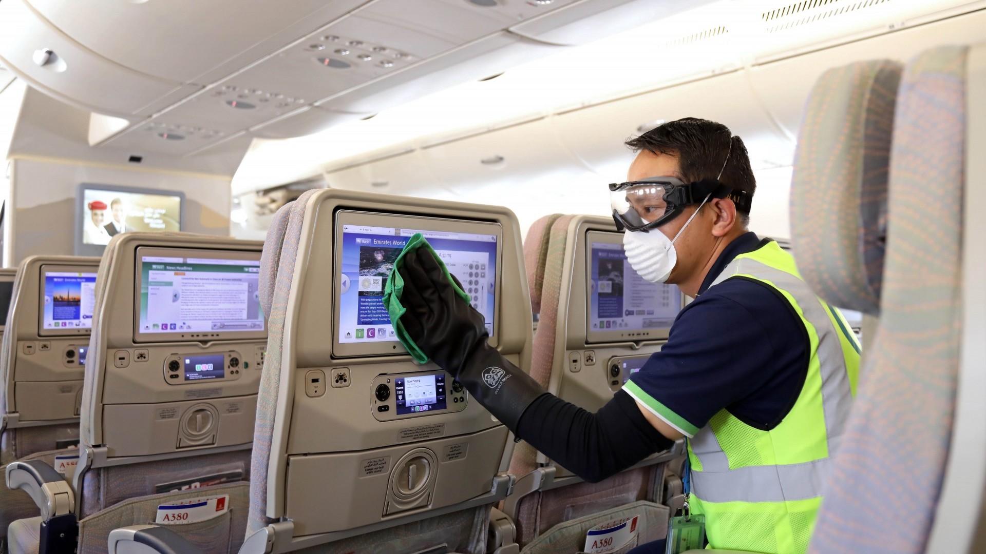 HEPA: así se eliminan los virus y bacterias en los aviones