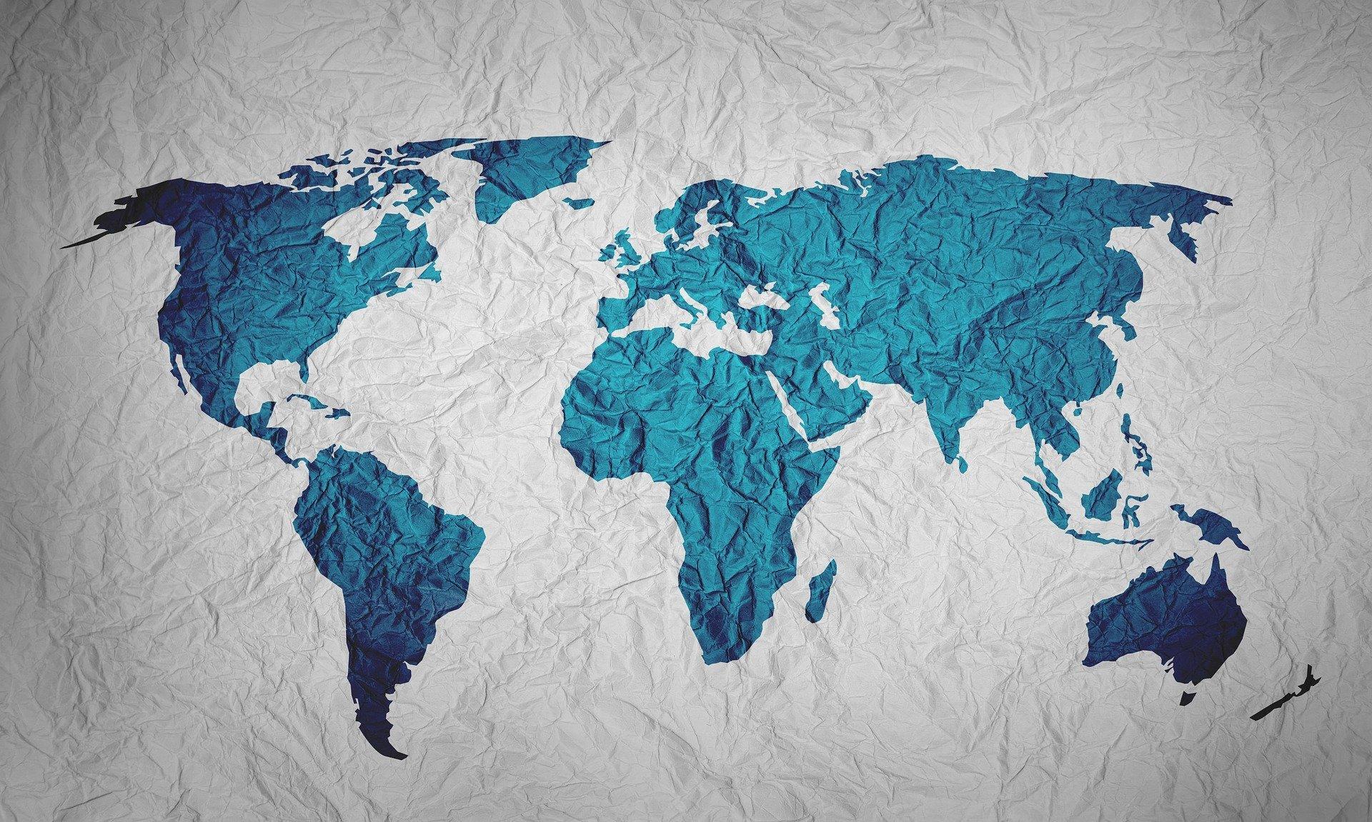 ¿A qué países se puede viajar? Mapa actualizado en real time