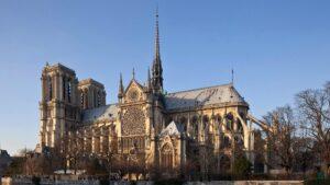 Cómo quedará la reconstrucción de la catedral de Notre Dame