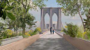 Concurso para renovar el puente de Brooklyn en Nueva York: cómo votar