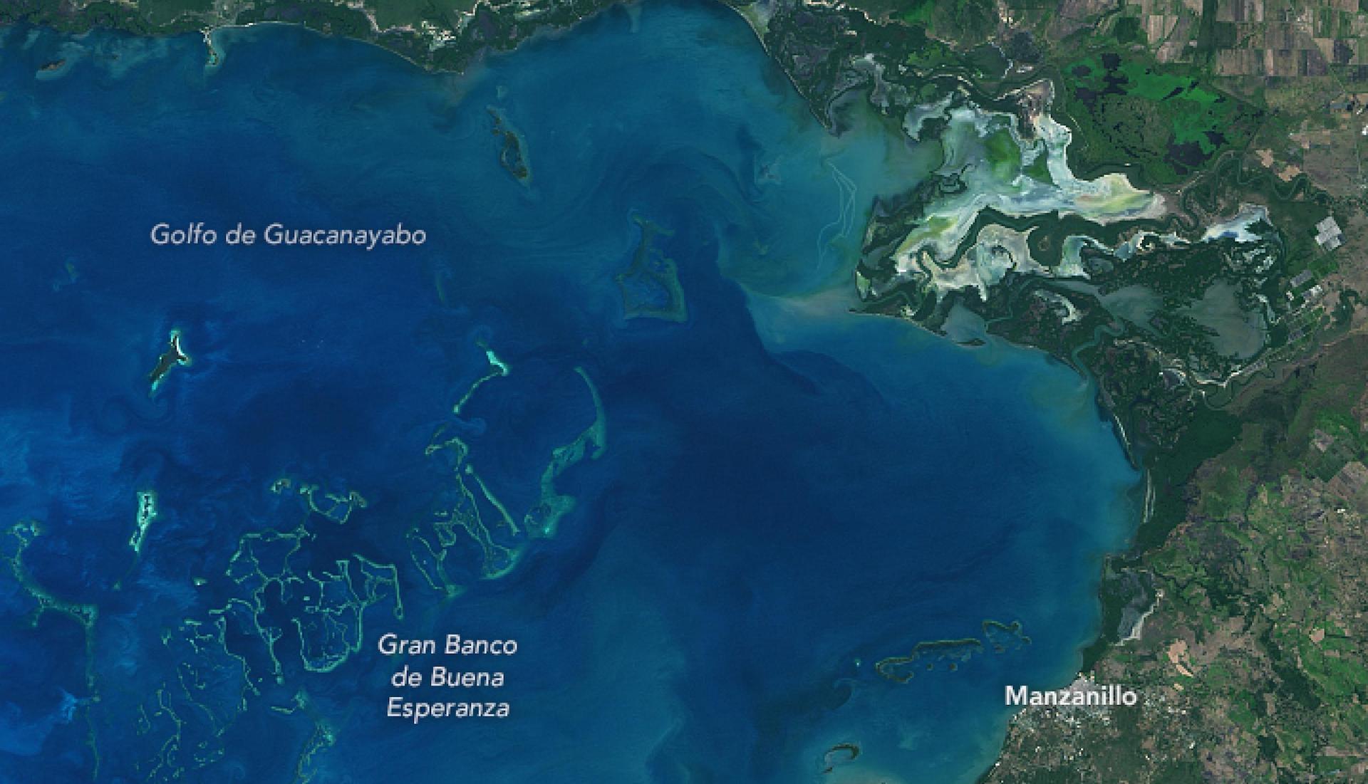 Destino Cuba: así es el Golfo de Guacanayabo, un arrecife de coral único