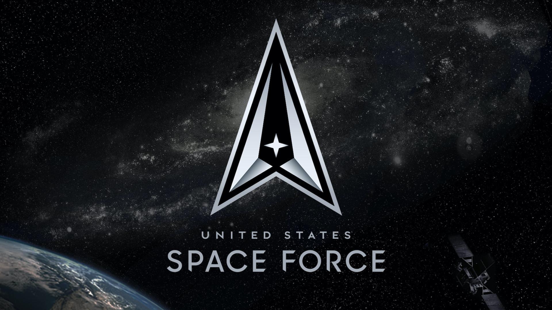 El logo de la Fuerza Espacial de Estados Unidos parece Star Trek