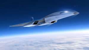 El nuevo avión supersónico que vuela tres veces a la velocidad del sonido
