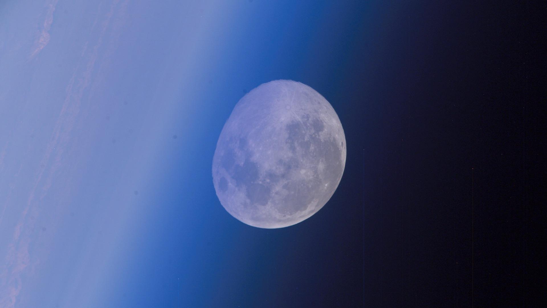 En octubre tendremos dos lunas llenas con la Luna Azul