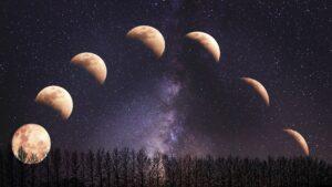 Los próximos eclipses lunares para 2020 y 2021: mapas para verlos
