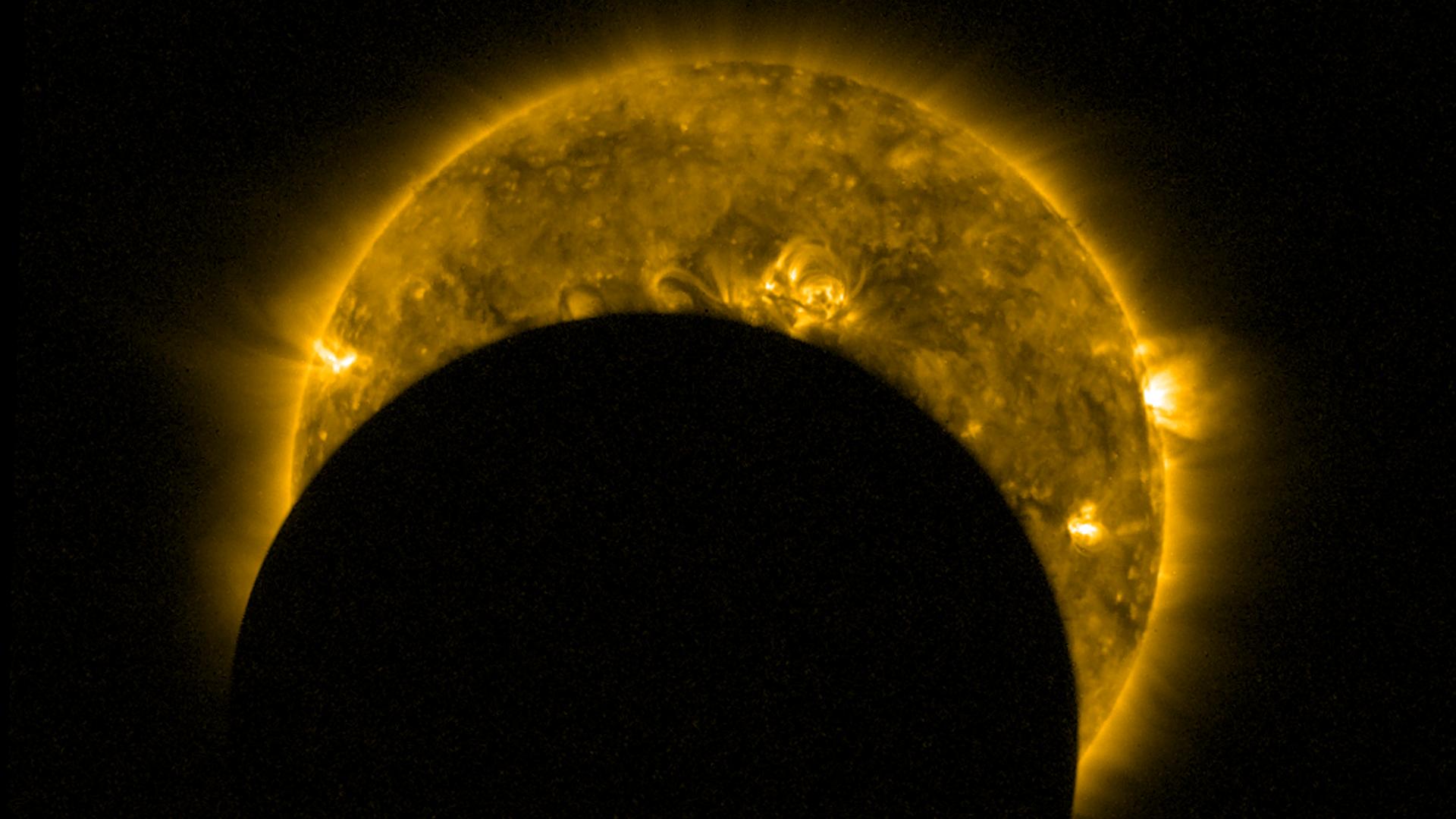 Los próximos eclipses totales de Sol que se verán desde Argentina