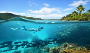 Una de las mejores playas del mundo recibe turistas que hayan tenido COVID-19