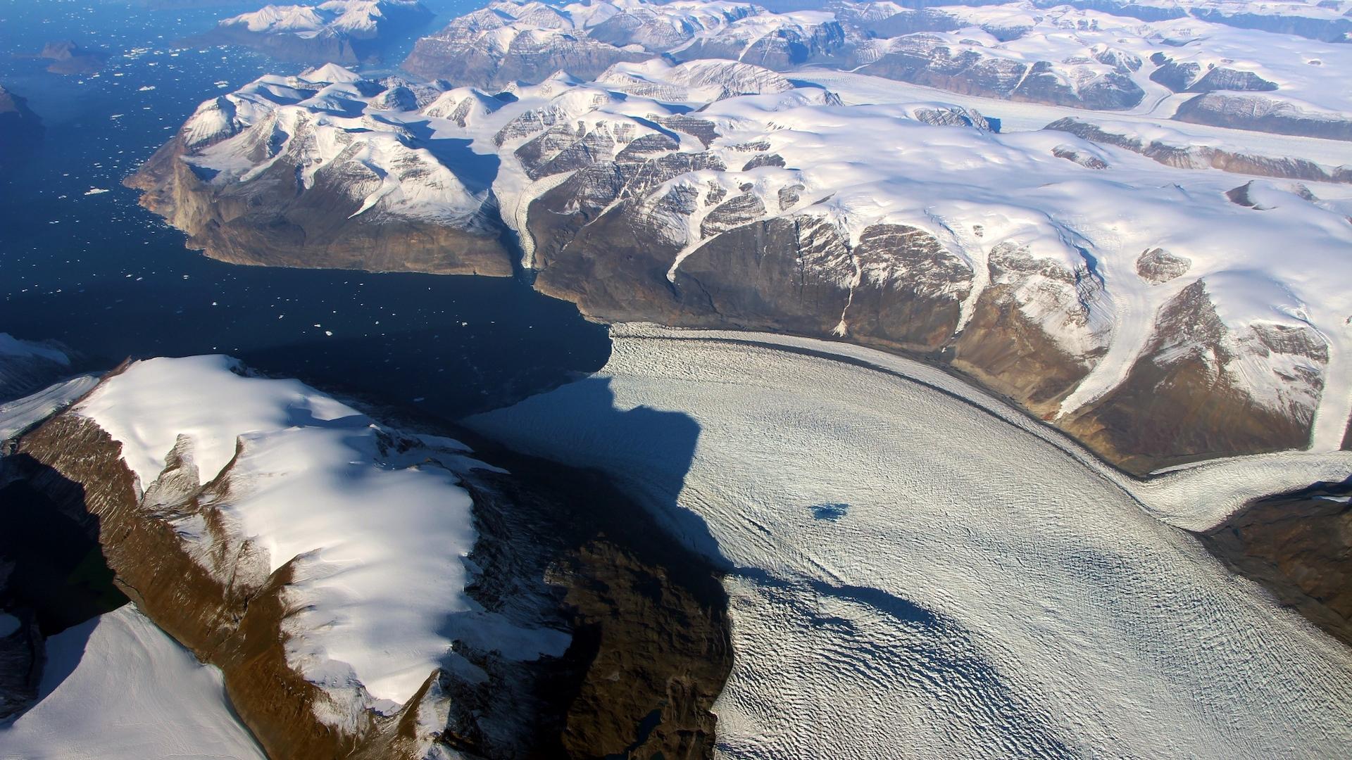 Calentamiento global: la desaparición del hielo en Groenlandia llegó a un punto sin retorno