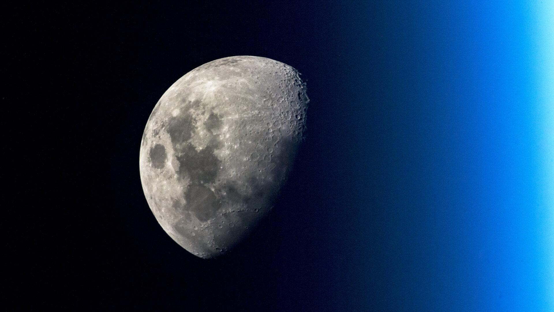 En octubre de 2020, llega la luna llena azul de Halloween