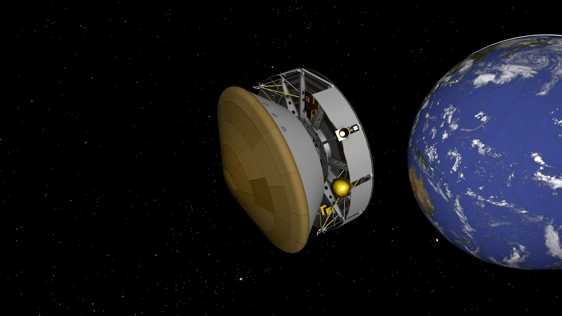 El recorrido del la misión Mars 2020 Perseverance camino a Marte: en vivo